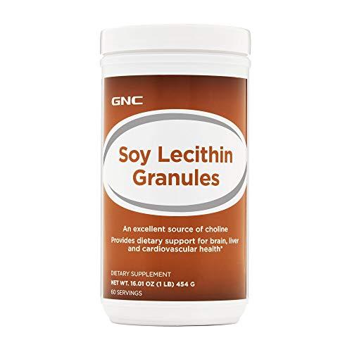 GNC Soy Lecithin Granules