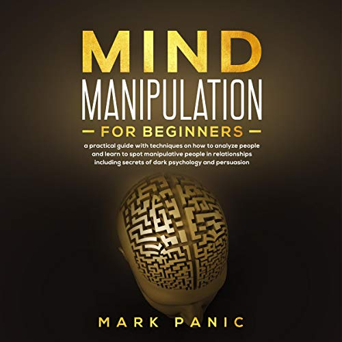 Mind Manipulation for Beginners cover art