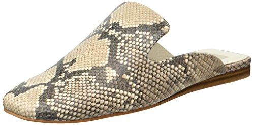 Dolce Vita Women's Brie Mule, Snake Print Embossed Leather, 6 M US