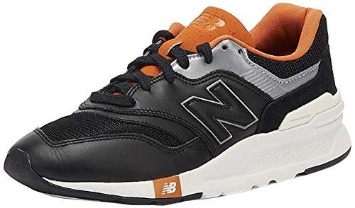 New Balance Herren Sneakers cm 997 schwarz 42