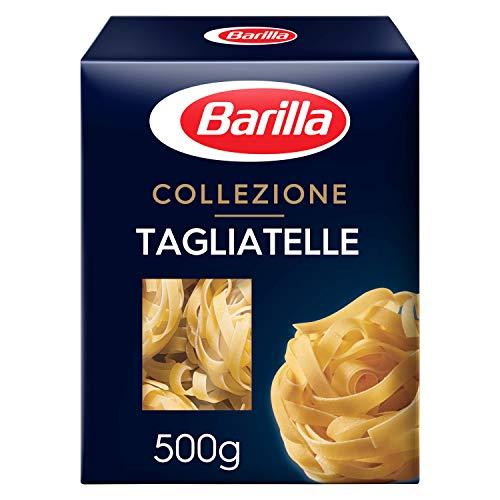 Barilla Collezione Pâtes Tagliatelle 500 g - Lot de 4