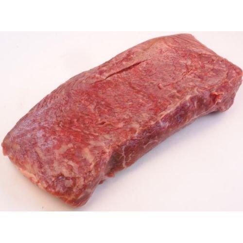 Big City Choice Beef Flat Iron Steak, 8 Ounce - 20 per case.