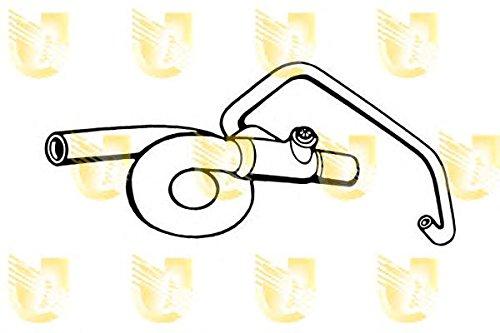 Unigom S1340 moffe aansluiting slang verwarming