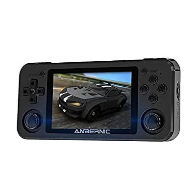 KaDoo RG351P Retro Game Console Handheld Opensource-Linux RK3326 System 3.5 inch IPS Screen Support PSP/N64/DC Game RG351 Console from KaDoo