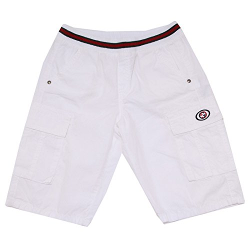 5814I bermuda cargo bimbo GUCCI pantaloni pants shorts kids [2 ANNI]