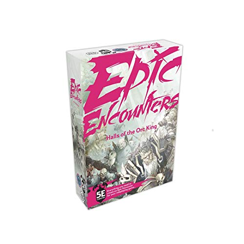 Epic Encounters: Halls of The Orc King - EN