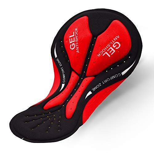 lahomia Cuscinetti In Gel Per Ciclismo 3D Pantaloni Per Bici Da Bici Pantaloncini Cuscini Accessori Per Ciclisti - altri, 35x20.5cm