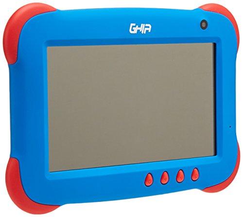 TABLET GHIA 7 KIDS, QUAD CORE, 1GB de RAM, 8GB de Almacenamiento, 2 Cámaras, Wifi, ANDROID 8.1 GO…
