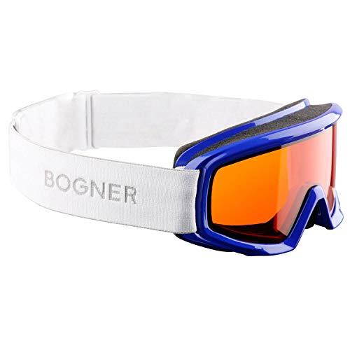 Skibrille Bogner Junior, Blue
