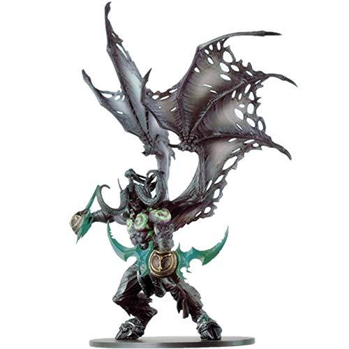 Mingliang Illidan Stormrage Action Figure Statue Animierte Charakter Modell Statuen 11,75 Zoll Illidan Stormrage-11.75inch