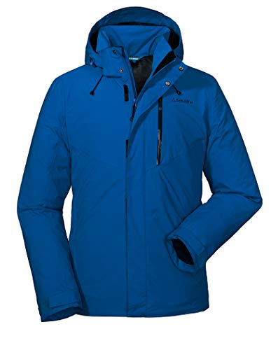 Schöffel Herren ZipIn Jacket Adamont1 Jacken, Princess Blue, 48