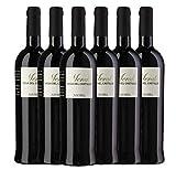 Merak - Vino de Autor Crianza - DO Navarra - Pack de 6 botellas 750ml - Total 4500ml