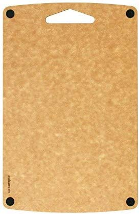 Epicurean Prep Series Non-Slip Cutting Board, Thin and Lightweight - Natural (Large - 15.5' x 10')