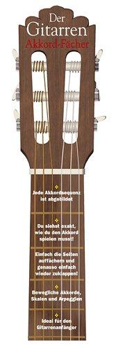 Der Gitarren Akkord-Fächer: Noten, Lehrmaterial für Gitarre