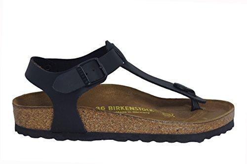 Birkenstock Kario, sandali unisex da adulto, Nero