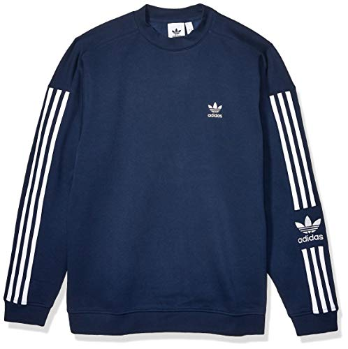 adidas Originals Men's Lock Up Crew Sweatshirt