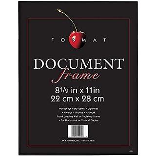 "Room Essentials Format Frame - 8.5x11"" (Black) (B00009R8O2) | Amazon price tracker / tracking, Amazon price history charts, Amazon price watches, Amazon price drop alerts"
