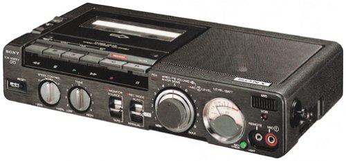 Sony TCM-5000EV Pressman Professional Portable Cassette Recorder