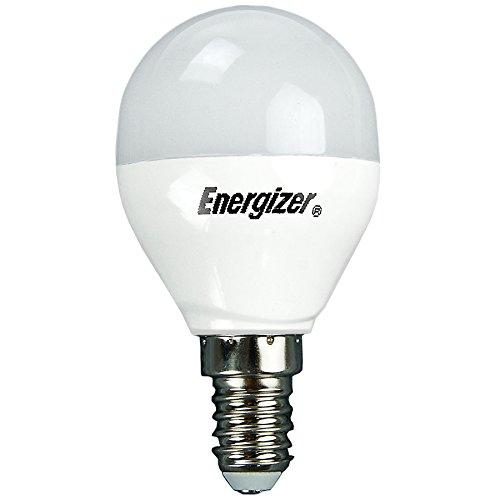 Energizer 8837 LED bulbe lampe E14 3,4W translucide en chaud blanc, 3 W