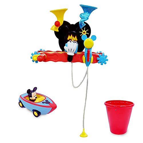 Disney Mickey Mouse Bath Play Set