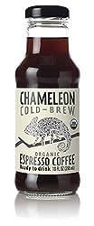 Chameleon Cold Brew Coffee Espress, Ready to Drink, 10 Fl oz
