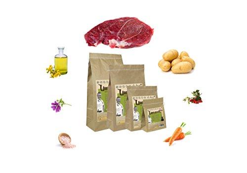 Dr. Berg URFLEISCH – Rezeptur für ausgewachsene Hunde – Lamm & Kartoffel (10 kg) - 2