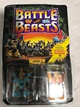 battle beasts Series 2 (Hunchback Camel and Slasher Seahorse) 1987