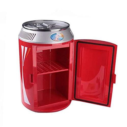 LEIAZ Thermoelektrische-Kühlbox/Gefrierbox,Elektrische Kühlbox (Mit Kühl- Und Warmhaltefunktion, 11L, 12 V Und 220 V Für Auto, LKW, Steckdose)