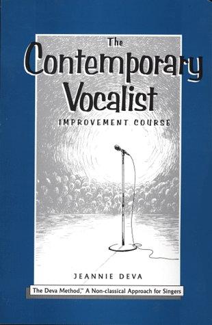 Price comparison product image The Contemporary Vocalist Improvement Course (Book & 4 CD Edition)