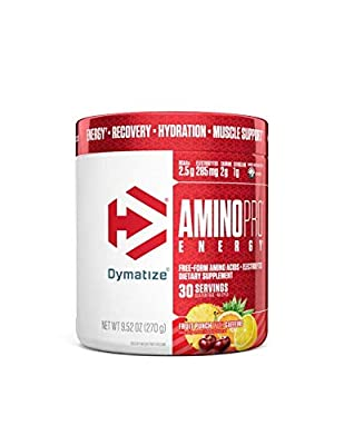 Dymatize Amino Pro Endurance Amplifier Powder