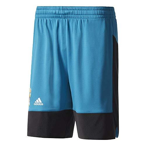 adidas RM Pantalón-Línea Real Madrid, Hombre, Azul (Azuint), 6XL2