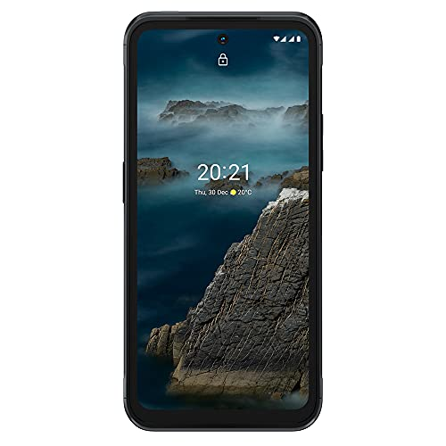 Nokia XR20 5G   Android 11   Unlocked Smartphone   Dual SIM   US Version   6/128GB   6.67-Inch Screen   48MP Dual Camera   Charcoal
