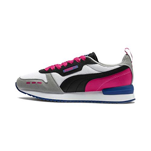 Puma R78, Zapatillas de Deporte para Niños, White