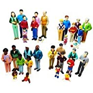 Creative Minds Multi-Ethnic Pretend Play Family Set - 32 Pieces
