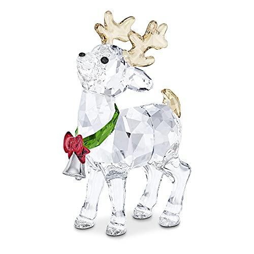 Swarovski Renna di Babbo Natale