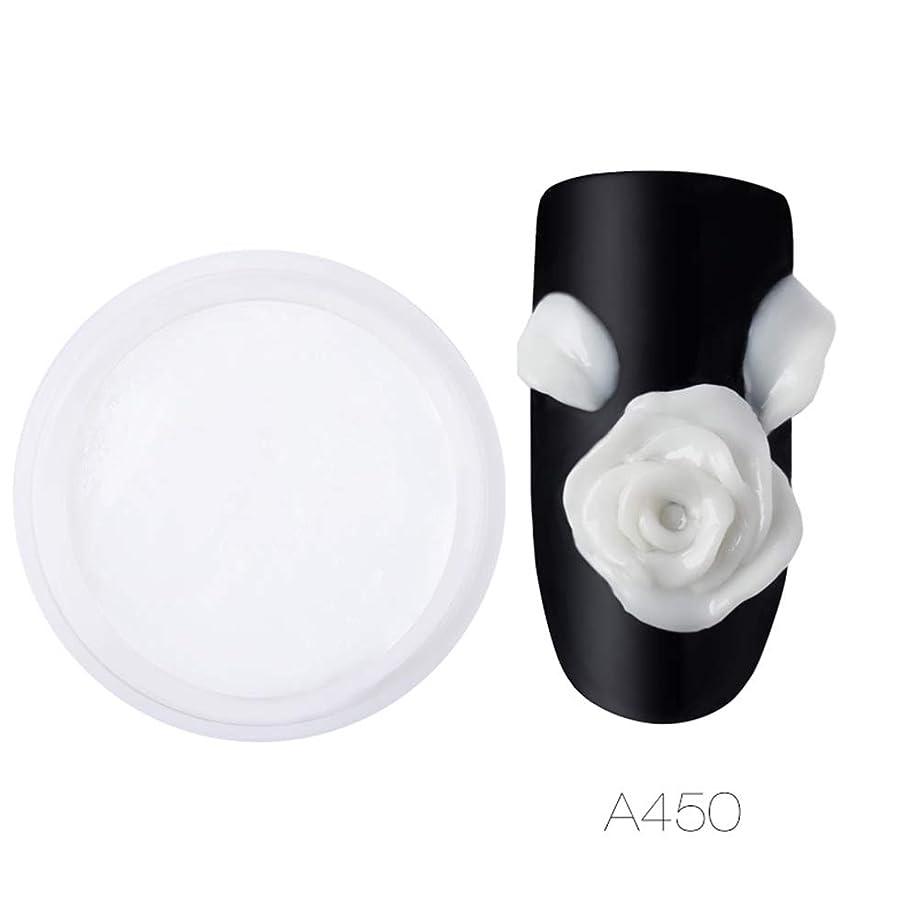 耕す小石ブロックするグレファイディンネイルアート修理ツール3D非毒性UV LED彫刻ネイルジェル塗装プライマーモデリング装飾 - 56#