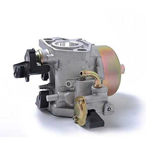 SYCEZHIJIA Piezas de Repuesto para cortacésped Carburador de automóviles Se Adapta a Honda GM GX270 / GX240 177F / 173F Generador de Motor de Motor de Gasolina de Gasolina con Mango y líneas de Humos