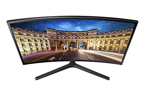 Samsung C24F396FHU 60,9 cm (24 Zoll) Curved Monitor, schwarz - 13
