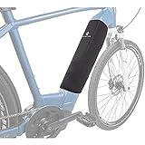 M-Wave E-Protect Wrap Schutzhülle für E-Bike Akku, schwarz