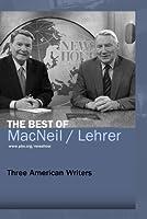 Three American Writers