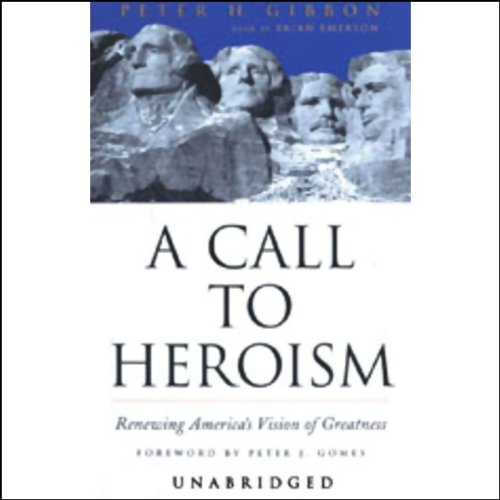 A Call to Heroism audiobook cover art