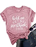🌸Material: Cotton Blend, Good Elasticity Fabric, Soft and Comfy. 🌸New design for Short Sleeve Summer t-shirts, Funny Mom T-shirt, Mom Life Shirts, Mama Tees, Funny Dad Shirt, Mom Shirt with sayings, Shirt for New Mom, Loose Fitting Blouse, Relaxed Fi...