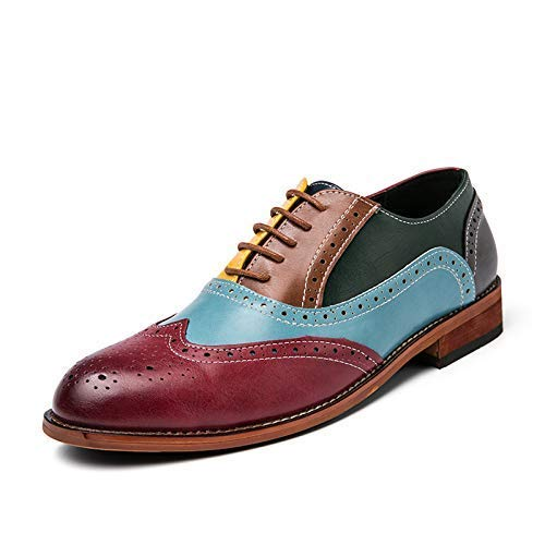 Top 10 best selling list for multi color mens dress shoes