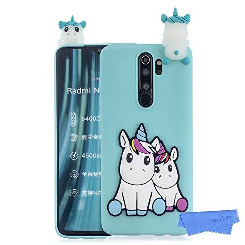 Fundas Para Xiaomi Redmi 8 Unicornio Marca HopMore