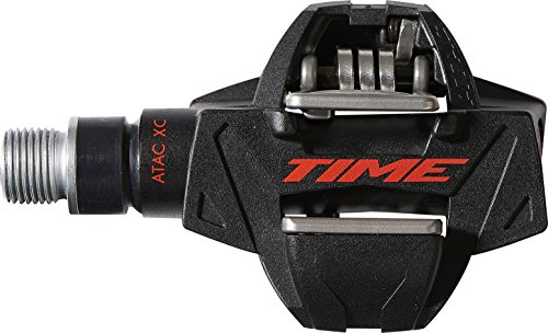 Time ATAC XC 8 Pedals Red/Black, One Size