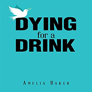 Dying for a Drink audiobook cover art