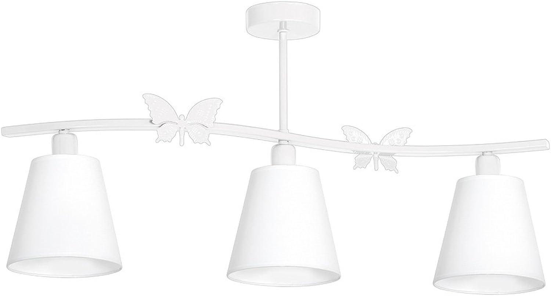 MINI SPOT III Wei Kinderzimmerleuchte Kinderzimmerlampe Hngelampe Deckenleuchte Deckenlampe Kronleuchter