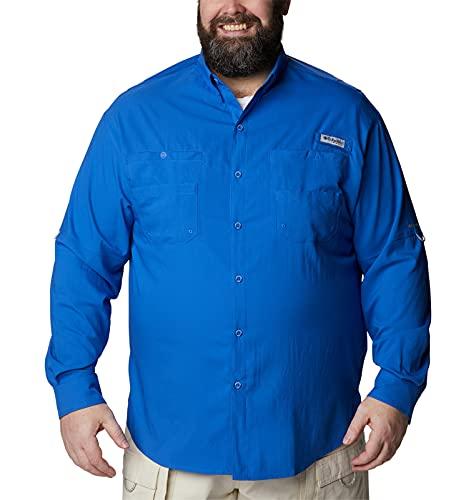 Columbia PFG Tami™ II Chemise à Manches Longues pour Homme Bleu Vif Taille S
