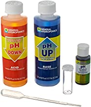 General Hydroponics pH Control Kit for a Balanced Nutrient Solution