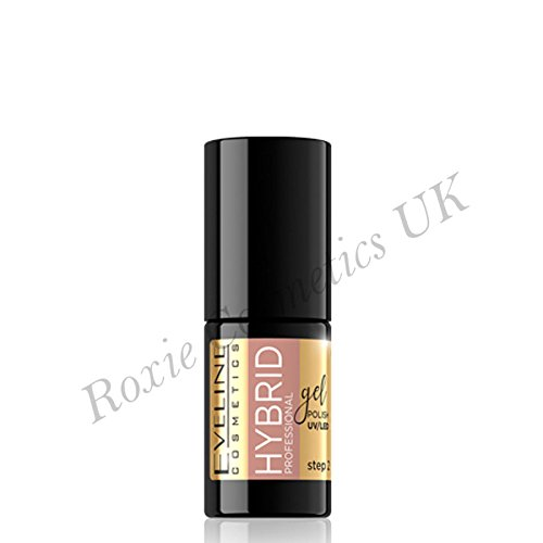 Eveline Hybrid UV-LED nagellak gel kleur top bodem hybride manicure 5 ml geen 291